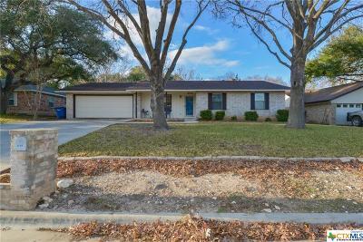 New Braunfels Single Family Home For Sale: 1148 Fox Run