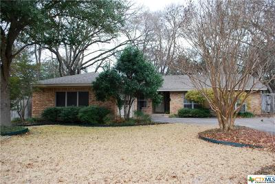 Temple Single Family Home For Sale: 3102 Hickory