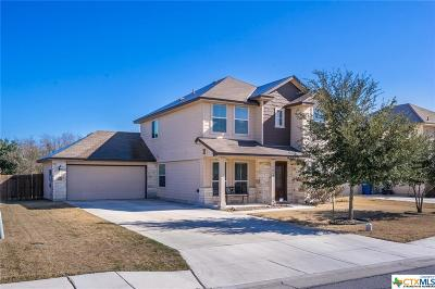 New Braunfels Single Family Home For Sale: 1018 Birdsong Ln