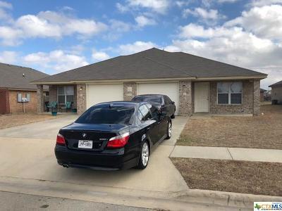 Killeen TX Multi Family Home For Sale: $170,000