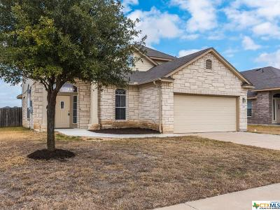Killeen Single Family Home For Sale: 4703 Golden Gate