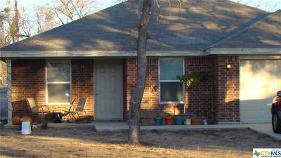 Lampasas Single Family Home For Sale: 901 Avenue C