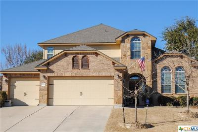 Killeen Single Family Home For Sale: 5309 Sulfur Spring