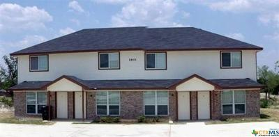 Killeen Multi Family Home For Sale: 1903 Monte Carlo Lane