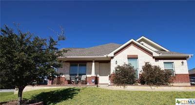 Killeen Single Family Home For Sale: 6003 Flag Stone Drive