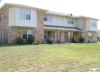 Killeen TX Multi Family Home For Sale: $199,900