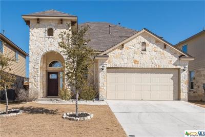New Braunfels Single Family Home For Sale: 268 Oak Creek Way