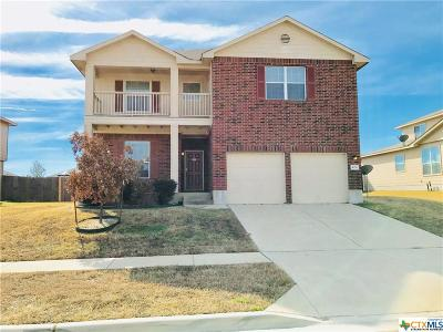 Killeen Single Family Home For Sale: 404 Taurus