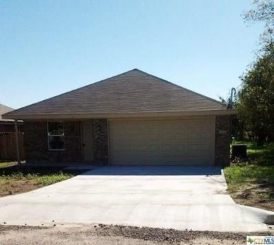 Lampasas Single Family Home For Sale: 1202 Avenue F
