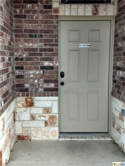 Killeen TX Single Family Home For Sale: $129,900