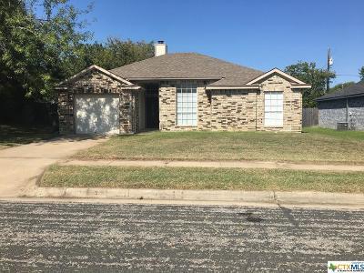 Harker Heights, Killeen, Temple Rental For Rent: 2403 Bluebonnet