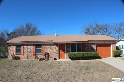Copperas Cove Rental For Rent: 706 13th