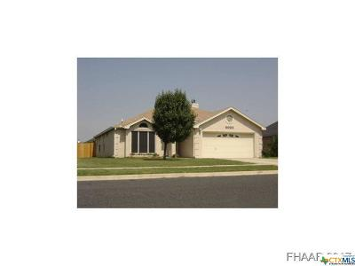 Killeen Single Family Home For Sale: 5005 Velma