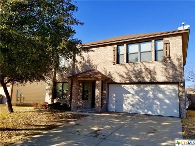 Temple TX Single Family Home Pending w/Option: $152,000