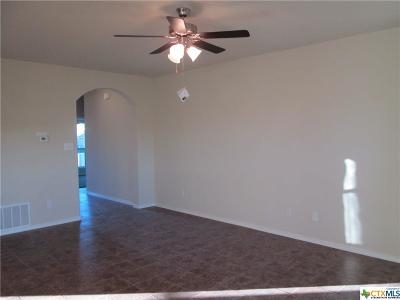 Killeen Single Family Home For Sale: 6403 Katy Creek Drive