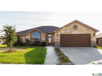 Killeen TX Single Family Home For Sale: $168,500