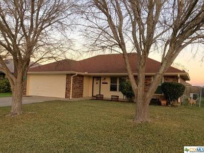 Nolanville TX Single Family Home For Sale: $104,900