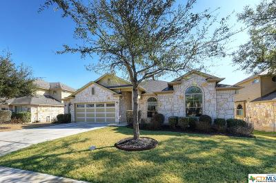 New Braunfels Single Family Home For Sale: 847 San Ignacio
