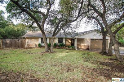 Belton Single Family Home Pending Take Backups: 6 Yuma Ln