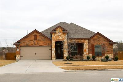 Killeen Single Family Home For Sale: 5300 Sulfur Spring Drive