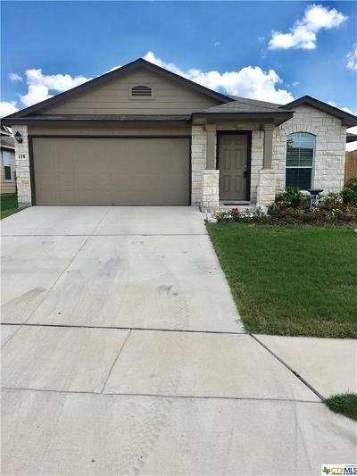 San Marcos Single Family Home For Sale: 158 Cazador