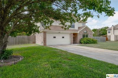 Copperas Cove Single Family Home For Sale: 906 Tank Street