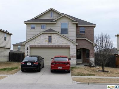 Killeen Single Family Home For Sale: 5713 Capricorn