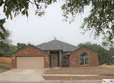 Killeen Single Family Home For Sale: 10108 Taylor Renee Drive