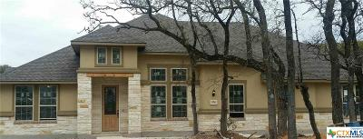 New Braunfels Single Family Home For Sale: 576 Solms Forest