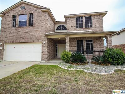Killeen Single Family Home For Sale: 5314 Birmingham Circle