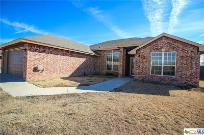 Nolanville Single Family Home Pending Take Backups: 222 Pointer