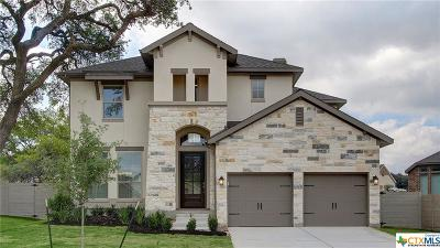 New Braunfels Single Family Home For Sale: 1170 Yaupon Loop