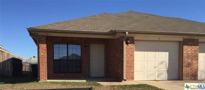 Killeen Rental For Rent: 3702 Dustin Court #A