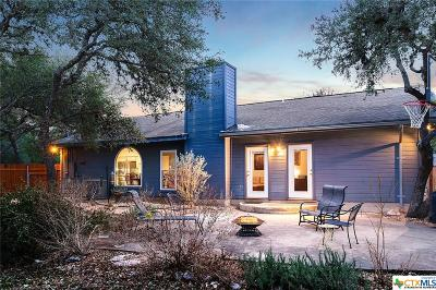 San Marcos Single Family Home For Sale: 2907 Mountain High