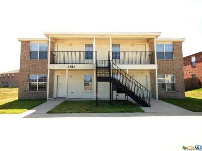 Killeen Multi Family Home For Sale: 2812 Leroy
