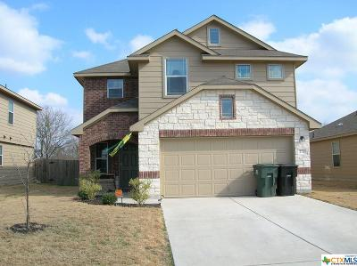 Temple TX Single Family Home For Sale: $154,900