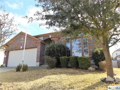 Killeen Single Family Home For Sale: 6308 Nessy