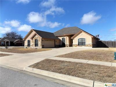 Killeen Single Family Home For Sale: 4413 Canine