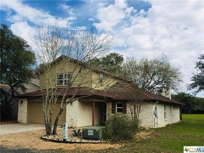 Wimberley Single Family Home For Sale: 26 Par View Drive
