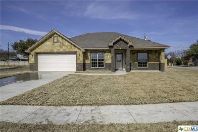 Coryell County Single Family Home For Sale: 1046 Declaration