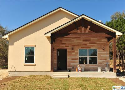 Canyon Lake Single Family Home For Sale: 2222 Candlelight Drive