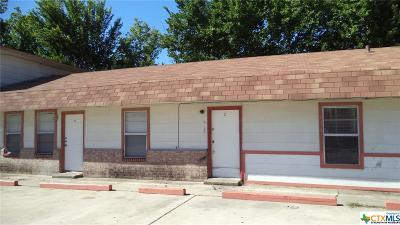 Killeen Multi Family Home For Sale: 536 54th
