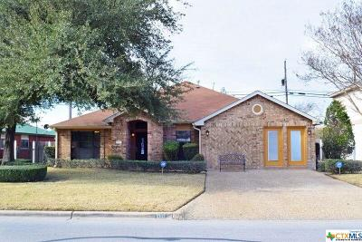 Harker Heights Single Family Home For Sale: 2102 Heights Drive