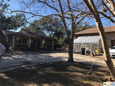 New Braunfels Single Family Home For Sale: 715 NE Elm Creek Road