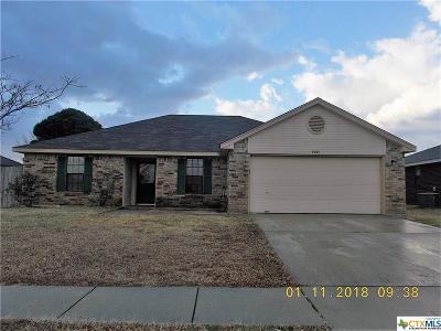 Harker Heights, Killeen, Temple Rental For Rent: 4504 Fieldcrest