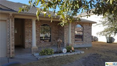 Killeen Single Family Home For Sale: 6211 Blayney