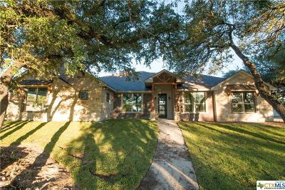 Belton TX Single Family Home For Sale: $334,900