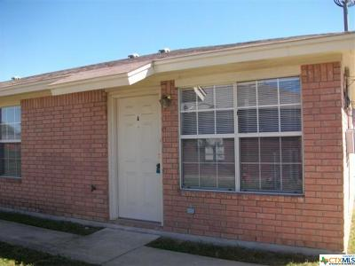 Copperas Cove Multi Family Home For Sale: 313 Avenue A