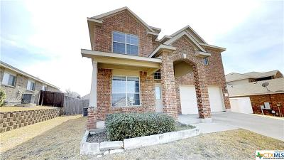 Harker Heights TX Single Family Home For Sale: $210,000