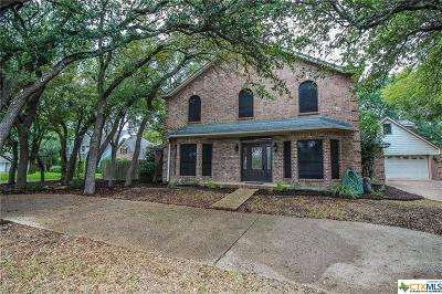 Belton Single Family Home For Sale: 1036 Crescent Drive